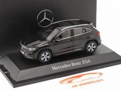 Mercedes-Benz EQA (H243) year 2021 cosmos black 1:43 Herpa