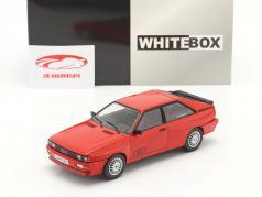 Audi quattro vermelho 1:24 WhiteBox