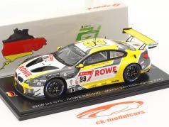 BMW M6 GT3 #99 ganador 24h Nürburgring 2020 Rowe Racing 1:43 Spark