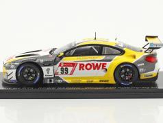 BMW M6 GT3 #99 победитель 24h Nürburgring 2020 Rowe Racing 1:43 Spark