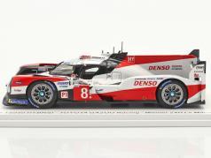 Toyota TS050 Hybrid #8 победитель 24h LeMans 2020 Toyota Gazoo Racing 1:43 Spark