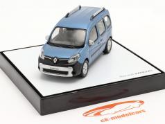 Renault Kangoo Ludospace Год постройки 2013 синий металлический 1:43 Norev