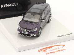 Renault Espace Initiale Paris Concept Car 2014 amethist 1:43 Norev