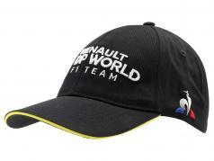 ルノーDPワールドF1チームキャップ、ブラック