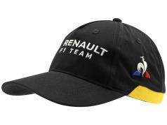 Cap Renault F1 Team чернить / желтый (Дети)