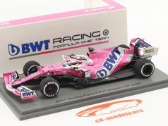 Sergio Perez Racing Point RP20 #11 Belg GP formule 1 2020 1:43 Spark