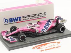 Lance Stroll Racing Point RP20 #18 ベルギーの GP 式 1 2020 1:43 Spark