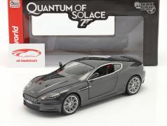 Aston Martin DBS Film James Bond 007 EN Kvantum Trøst 2008 1:18 AutoWorld