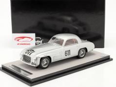 Ferrari 166S Coupé Allemano #611 Mille Miglia 1949 Bianchietti, Sala 1:18 Tecnomodel