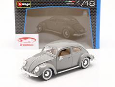 Volkswagen VW Käfer 建设年份 1955 灰色的 1:18 Bburago
