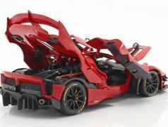 Ferrari FXX-K Evo Hybrid 6.3 V12 建設年 2018 赤 1:18 Bburago