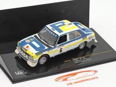 Peugeot 504 #6 победитель Rally du Maroc 1975 Mikkola, Todt 1:43 Ixo