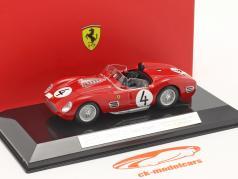 Ferrari 250 TR #4 2ª 1000km Nürburgring 1959 Hill, Gendebien 1:43 Bburago