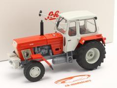 Fortschritt ZT 304 tractor rojo / blanco 1:32 Schuco