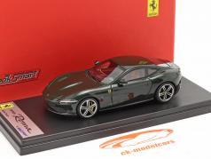 Ferrari Roma Baujahr 2020 abetone grün 1:43 LookSmart