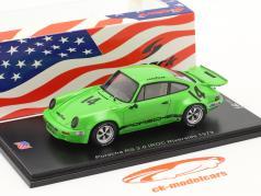Porsche RS 3.0 #14 IROC Riverside 1973 E. Fittipaldi 1:43 Spark