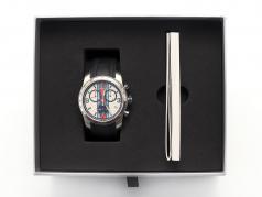 Porsche Sport polshorloge / Chronograaf Martini Racing