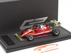 Gilles Villeneuve Ferrari 312T3 #12 formula 1 1978 1:43 GP Replicas