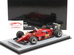 M. Alboreto Ferrari 156/85 #27 Sieger Kanada GP Formel 1 1985 1:18 Tecnomodel