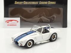 Shelby Cobra 427 S/C Ano de construção 1965 Branco / azul 1:18 ShelbyCollectibles 2 escolha