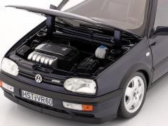 Volkswagen VW Golf VR6 Baujahr 1996 blau metallic 1:18 Norev
