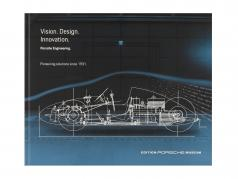 Libro: Porsche Engineering: Vision - Design - Innovation (Inglese)