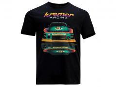 Maglietta Kremer Racing Porsche 935 K2 nera