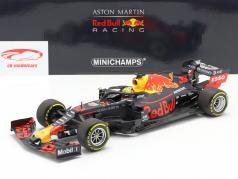 M. Verstappen Red Bull RB15 #33 Победитель Австрийский GP формула 1 2019 1:18 Minichamps