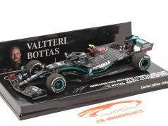 V. Bottas Mercedes-AMG F1 W11 #77 vinder Østrigsk GP formel 1 2020 1:43 Minichamps