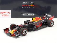 M. Verstappen Red Bull RB15 #33 Vencedora alemão GP Fórmula 1 2019 1:18 Minichamps