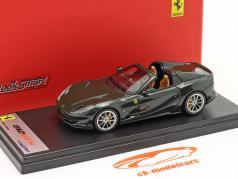 Ferrari 812 GTS Spider Anno di costruzione 2019 abetone verde 1:43 LookSmart