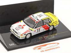 Mitsubishi Галантно VR-4 #11 Тур де Труп 1991 Хольцер / Спираль 1:43 Ixo