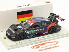 BMW M4 Turbo DTM #22 DTM Hockenheim 2020 L. Auer 1:43 Spark