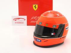 M. Schumacher Ferrari F1-2000 Vincitore Giappone GP Formula 1 Campione del mondo 2000 casco 1:2 Bell