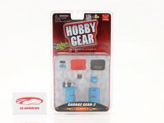 Garage Gear Set #2 1:24 Hobbygear