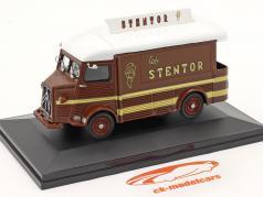 Citroen Type HY Cafe Stentor year 1962 brown / white 1:43 Altaya