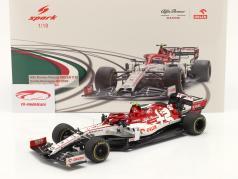 Antonio Giovinazzi Alfa Romeo Racing C39 #99 Turkey GP formula 1 2020 1:18 Spark