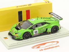 Lamborghini Huracan GT3 #19 24h Spa 2016 Grasser Racing Team 1:43 Spark