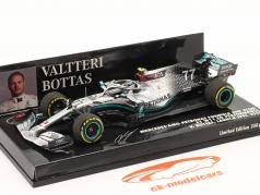 V. Bottas Mercedes-AMG F1 W11 #77 Launch Spec formel 1 2020 1:43 Minichamps