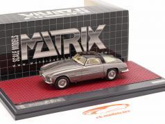 Ferrari 250 Europa Coupe Vignale 1954 Castanho metálico / Preto 1:43 Matrix