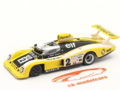 Renault Alpine A442B #2 勝者 24h LeMans 1978 Pironi, Jaussaud 1:43 ノレフ