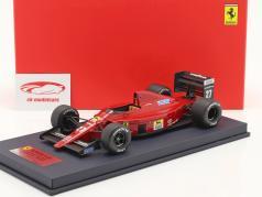 Nigel Mansell Ferrari 640 #27 勝者 ハンガリー GP 方式 1 1989 1:18 LookSmart