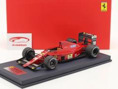 Gerhard Berger Ferrari 640 #28 勝者 ポルトガル GP 方式 1 1989 1:18 LookSmart