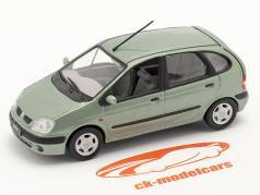 Renault Scenic 建設年 1999 グリーングレー メタリック 1:43 Norev