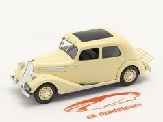 Renault Celtaquatre year 1934-1938 cream white 1:43 Norev