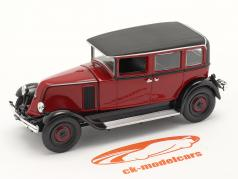 Renault Vivasix Type PG2 bouwjaar 1928 rood / zwart 1:43 Norev