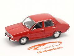 Renault 12 (R12) 建設年 1969 赤 1:43 Norev