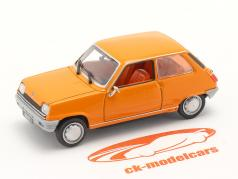 Renault 5 (R5) Año de construcción 1972 naranja 1:43 Norev