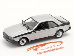 Renault Fuego 建設年 1980-1986 銀 1:43 Norev