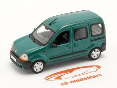 Renault Kangoo Année de construction 1997 vert métallique 1:43 Norev